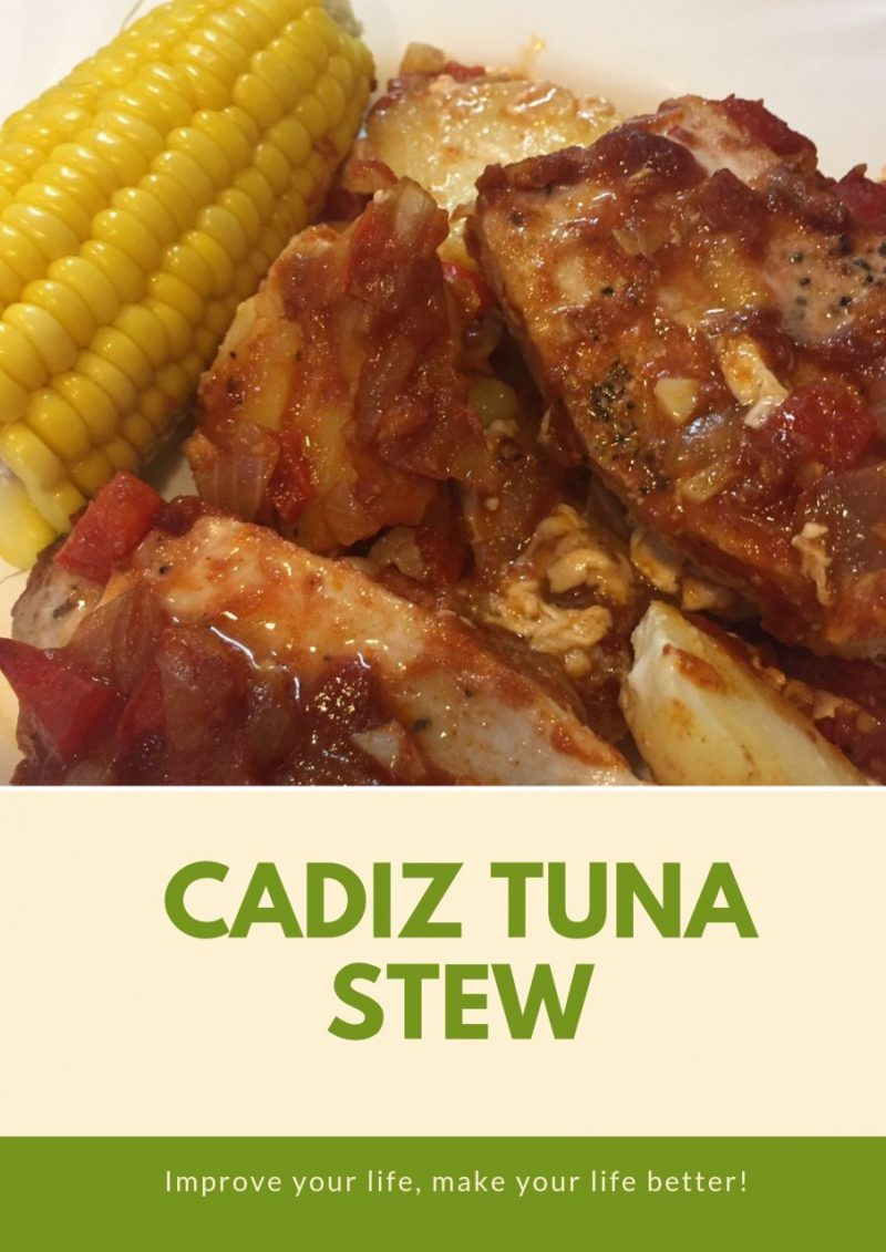CADIZ TUNA STEW